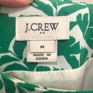 J. Crew Factory Tops - J. Crew Factory Printed Top